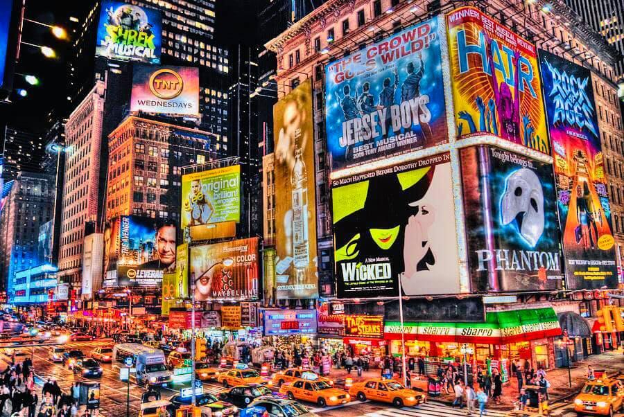 Break-A-Leg…A Broadway Revue