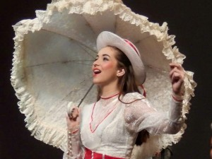 Alexis Johnson as Mary Poppins